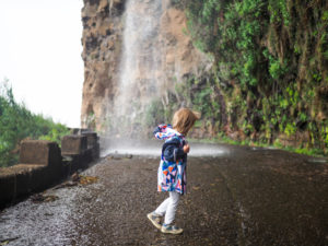vodopád Madeira