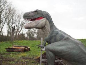 dinosauří údolí