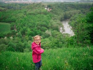 vyhlídka na řekuu Ohři