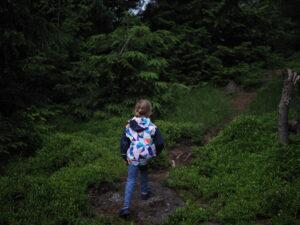 krušné hory s dětmi