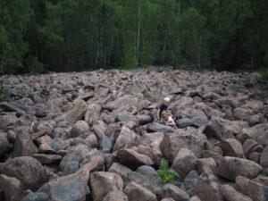 kamenné moře dubí